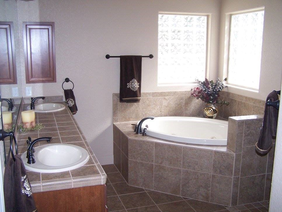 Patriot Construction Remodeling - Bathroom remodel longview tx
